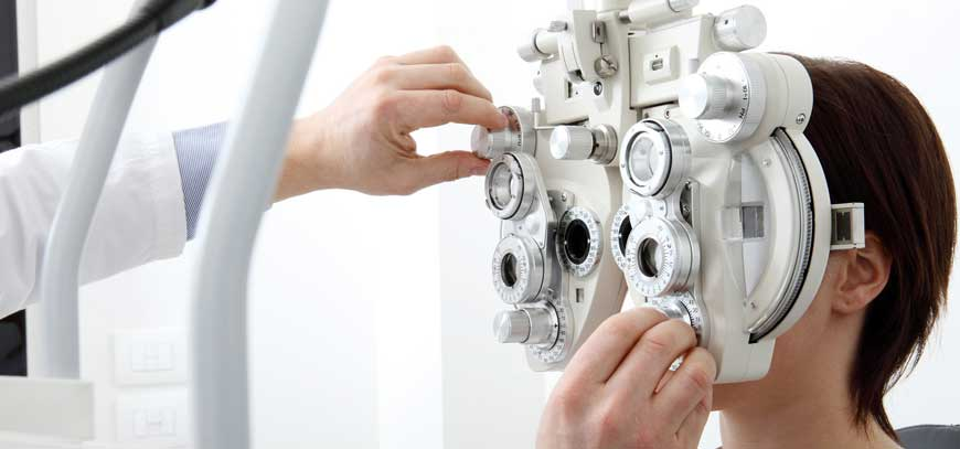 vederea a scăzut după operația de cataractă)